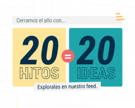 2020 = 20 hitos + 20 ideas