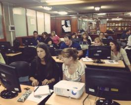 Pensamos las aulas del futuro con docentes de la UNC