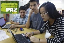 Emprendemos Paz continúa mejorando la experiencia en línea de los estudiantes
