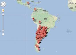 Geolocalización de políticas públicas con TIC