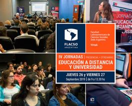 El PENT participará de las IV Jornadas de Educación a Distancia