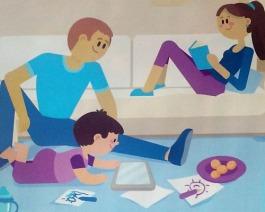 ¿Cómo acompañar a niños y niñas en un mundo entre pantallas?