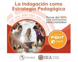 La indagación como estrategia pedagógica