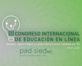 III Congreso Internacional de Educación en Línea de la USAL