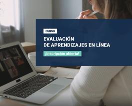 ¿Cómo evaluar aprendizajes en línea?