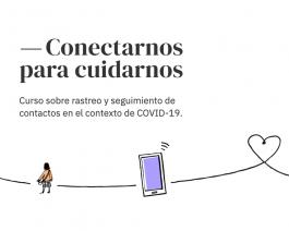 Curso abierto y gratuito para equipos rastreadores de Covid-19
