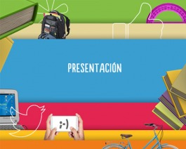 ¡Presentación! Nuevas tendencias en las escuelas 2.0