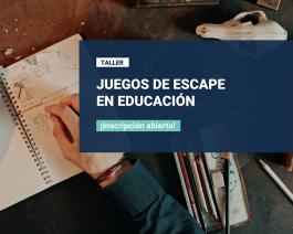 Juegos de escape en educación
