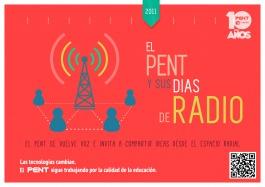 El PENT también se comunica por radio