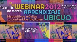 El Webinar2012 sigue en línea